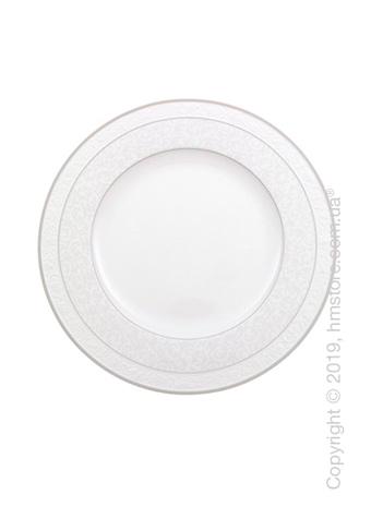 Тарелка столовая мелкая Villeroy & Boch коллекция Gray Pearl, 27 см