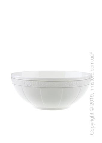 Салатница Villeroy & Boch коллекция Gray Pearl, 21 см