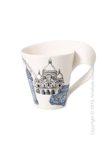 Чашка Villeroy & Boch коллекция New Wave Caffè, серия Cities of the World 300 мл, Paris