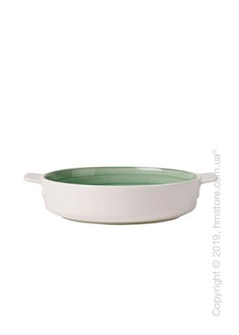 Форма для выпечки с ручками Villeroy & Boch коллекция Clever Cooking 24 см, Green