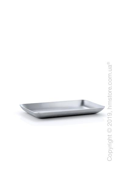 Поднос Blomus коллекция Basic 17x10 см, Matt stainless steel