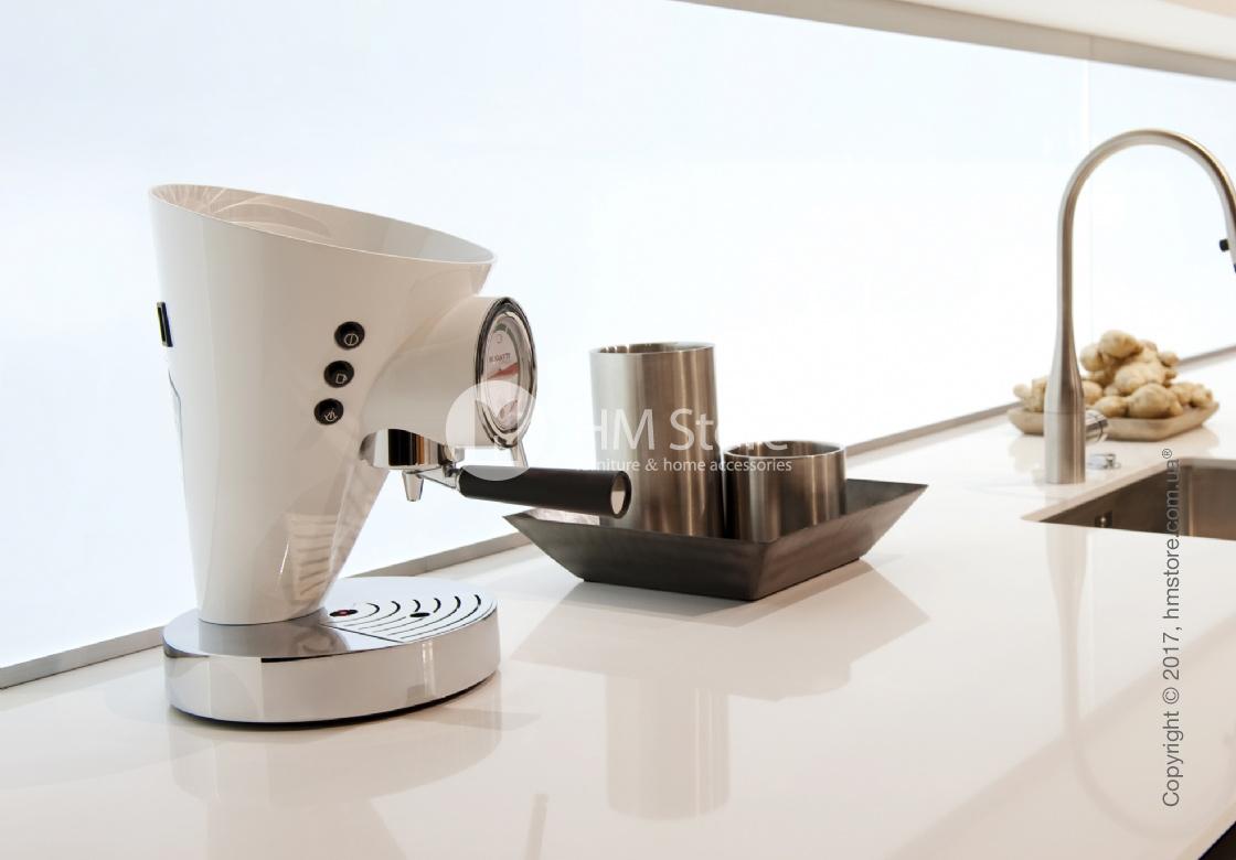 Кофеварка Bugatti DIVA, Бежевая