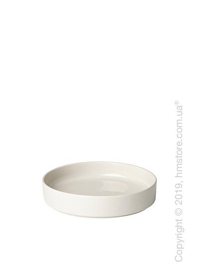 Тарелка столовая глубокая Blomus коллекция Mio 20 см, Moonbeam