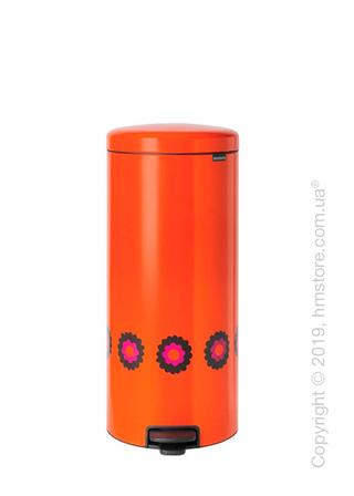 Ведро для мусора Brabantia Pedal Bin NewIcon 30 л, Patrice
