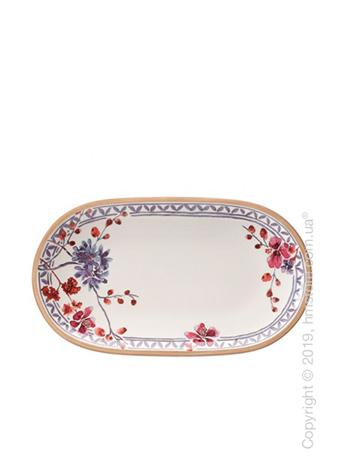 Блюдо для подачи Villeroy & Boch коллекция Artesano Provenсal Lavendel, 28x16 см