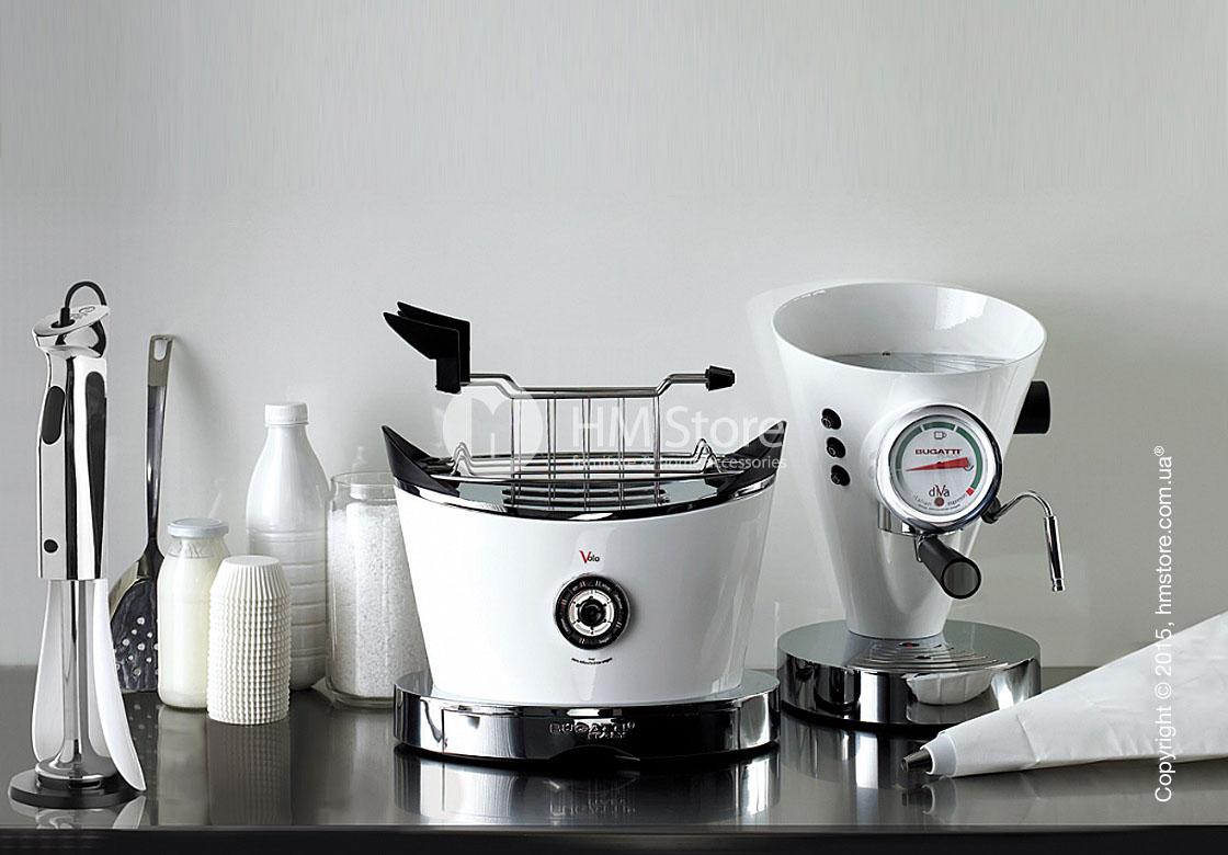 Кофеварка Bugatti DIVA, White