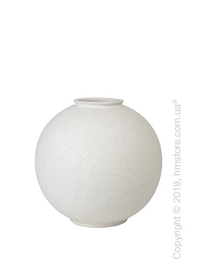 Ваза Blomus коллекция Rudea 30,5 см, Lily white
