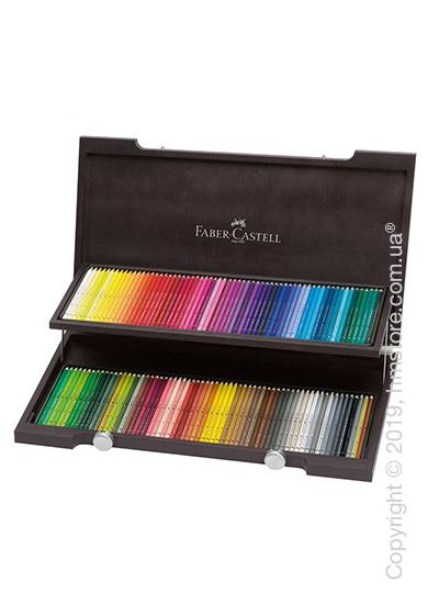 Набор акварельных карандашей Faber-Castell, коллекция Albrecht Durer, 120 предметов