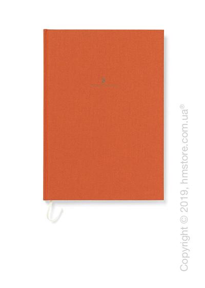 Записная книжка Graf von Faber-Castell A4, Burned Orange