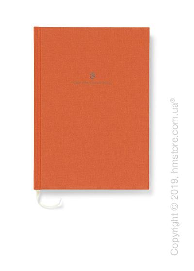 Записная книжка Graf von Faber-Castell A5, Burned Orange