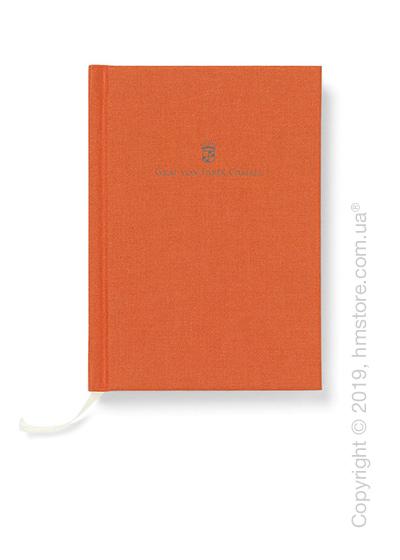 Записная книжка Graf von Faber-Castell A6, Burned Orange