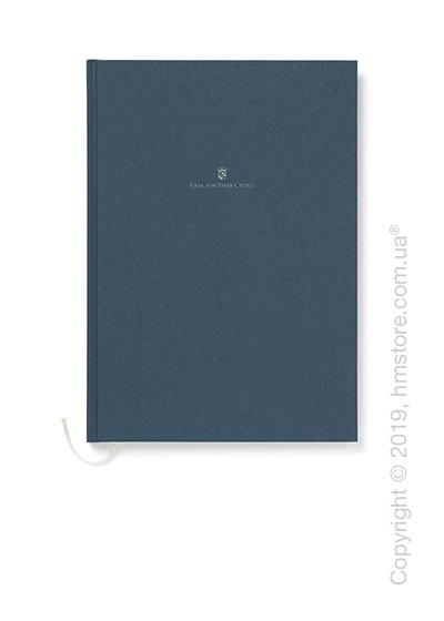 Записная книжка Graf von Faber-Castell A4, Night Blue