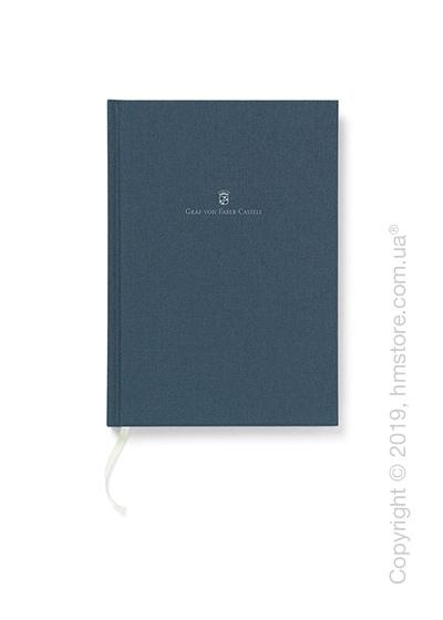 Записная книжка Graf von Faber-Castell A5, Night Blue