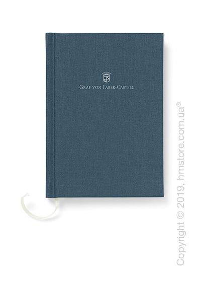 Записная книжка Graf von Faber-Castell A6, Night Blue