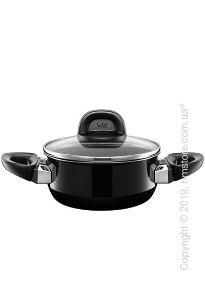 Кастрюля Silit коллекция Modesto 1,4 л, Black