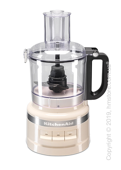 Кухонный комбайн KitchenAid Food Processor 1.7 л, Almond Cream