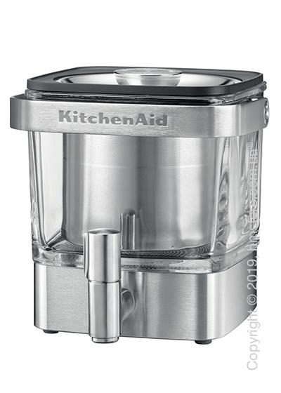 Кофеварка KitchenAid Artisano Cold Brew, Contour Silver