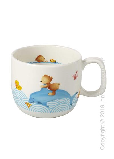 Чашка детская Villeroy & Boch коллекция   Happy as a Bear, 180 мл