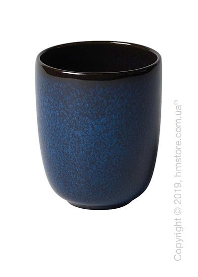 Чашка Villeroy & Boch коллекция Lave, 400 мл, Blue