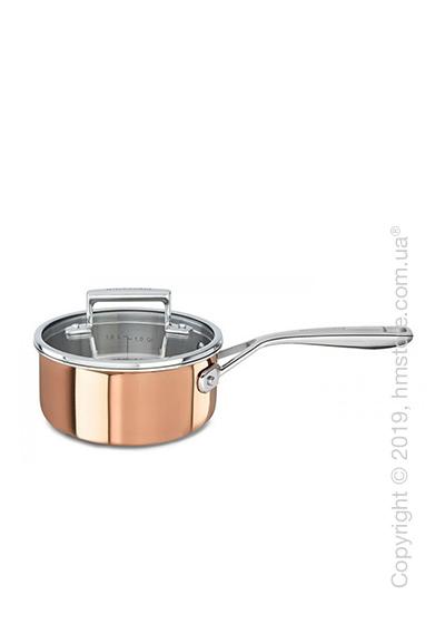 Сотейник с крышкой KitchenAid Casserole серия 3-Ply Copper, 16 см