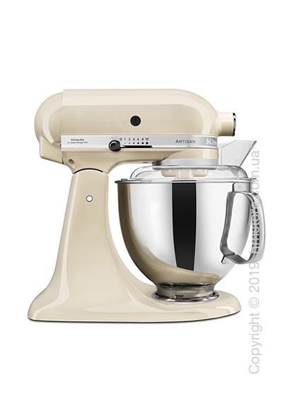 Планетарный миксер KitchenAid Artisan Series 5-Quart Tilt-Head Stand Mixer Plus Bowl 4.8 л, Almond Cream