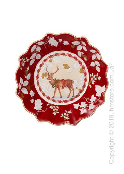 Пиала Villeroy & Boch коллекция Toy's Deer, 16,5 см