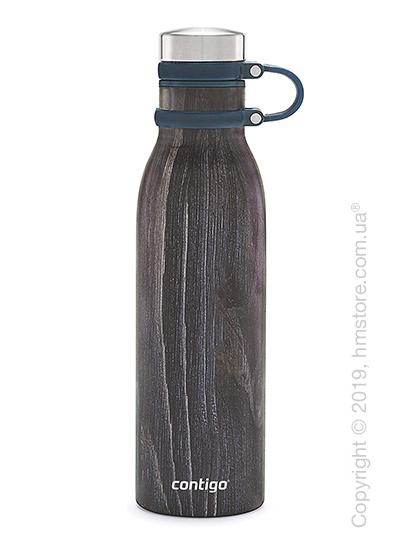 Термобутылка Contigo Matterhorne Couture, Indigo Wood 590 мл