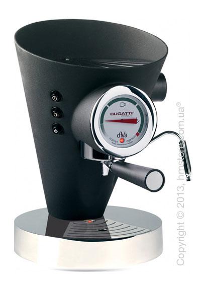 Кофеварка Bugatti DIVA, Black