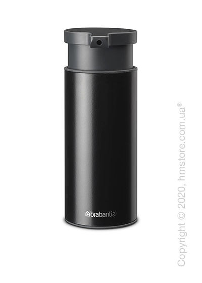 Диспенсер для жидкого мыла Brabantia Soap Dispenser, Matt Black