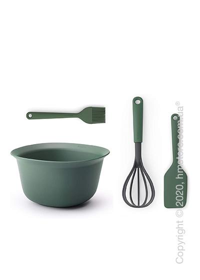 Набор для приготовления выпечки Brabantia Baking Set Tasty+, Fir Green