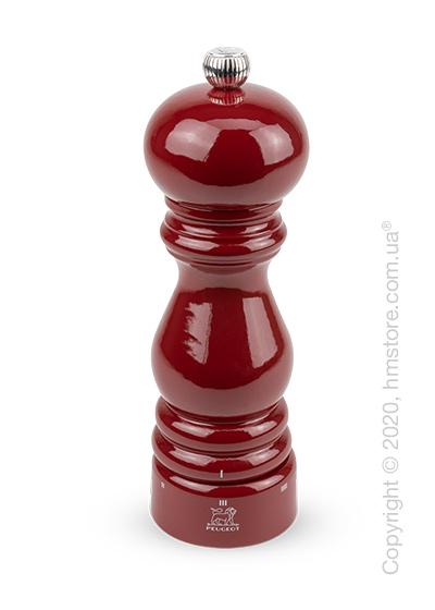 Мельница для перца Peugeot Paris 18 см, Dark Red
