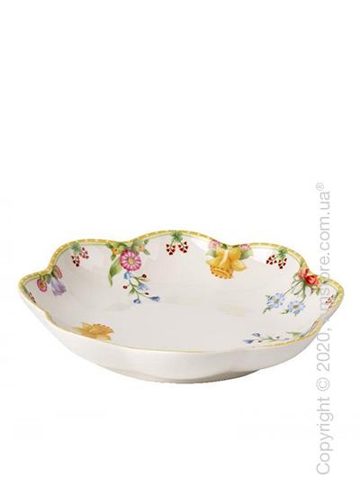 Тарелка столовая глубокая Villeroy & Boch коллекция Spring Awakening, 24 см
