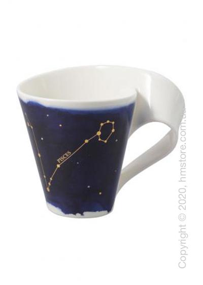 Чашка Villeroy & Boch коллекция New Wave, серия Stars 300 мл, Pisces