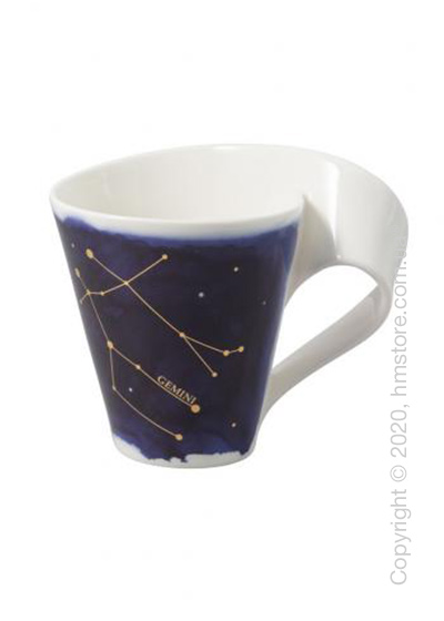 Чашка Villeroy & Boch коллекция New Wave, серия Stars 300 мл, Gemini