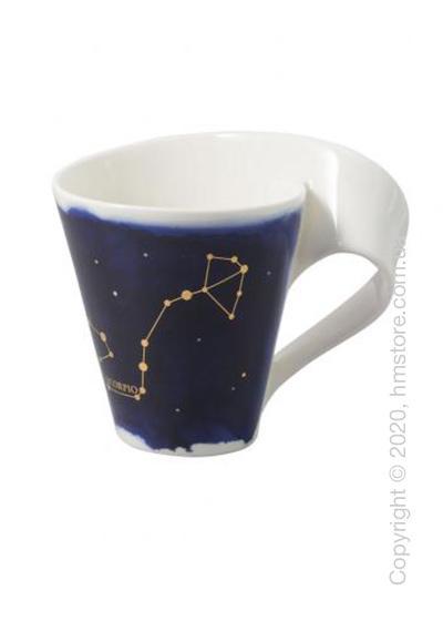Чашка Villeroy & Boch коллекция New Wave, серия Stars 300 мл, Scorpio