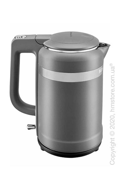 Чайник электрический KitchenAid Design Kettle 1.5 л, Contour Silver