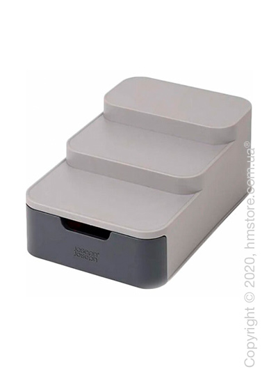 Органайзер кухонный трёхуровневый Joseph Joseph CupboardStore, Grey