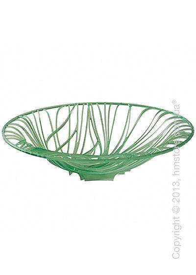 Фруктовница Bugatti Flora, Зеленая