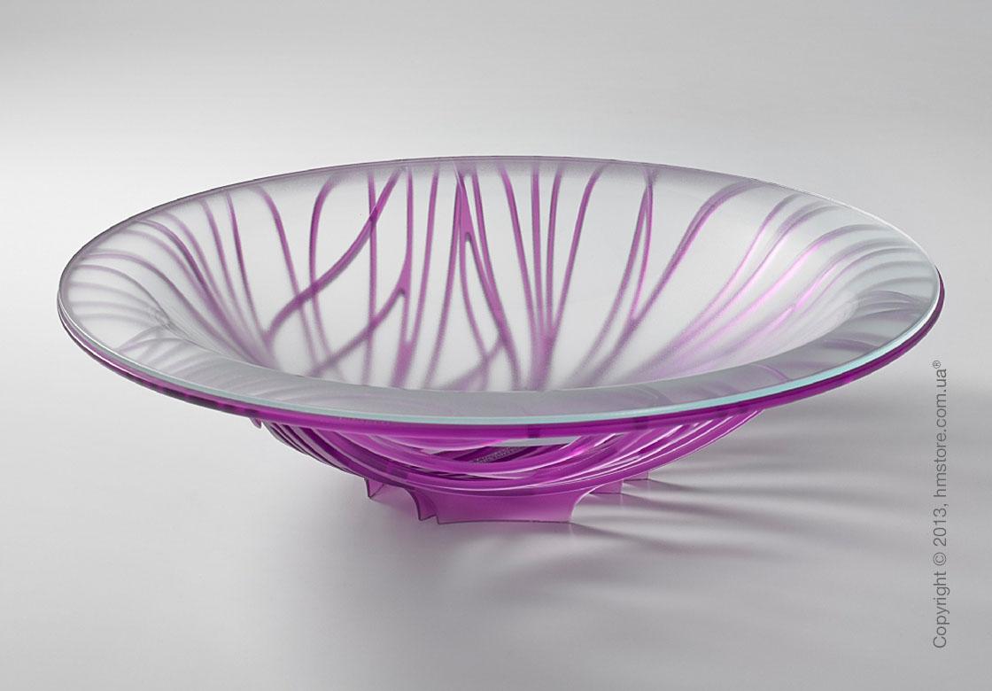 Фруктовница с чашей Bugatti Flora, Iris