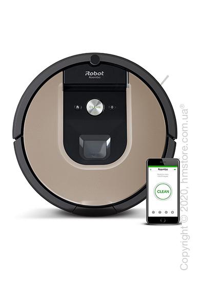 Робот-уборщик iRobot Roomba 976