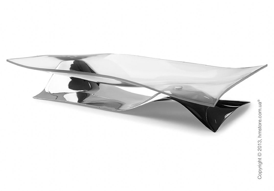 Фруктовница Bugatti Soffio, Прозрачная