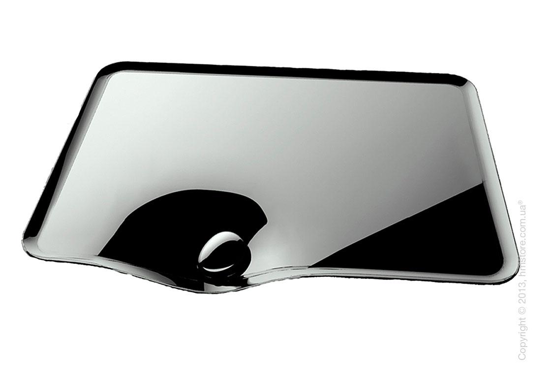 Поднос Bugatti Acqua Tray, Хром