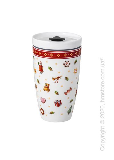 Чашка Villeroy & Boch коллекция Toy's Delight To Go, 350 мл