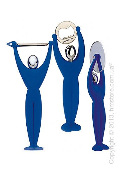 Набор кухонного инвентаря Bugatti Gym, Синий