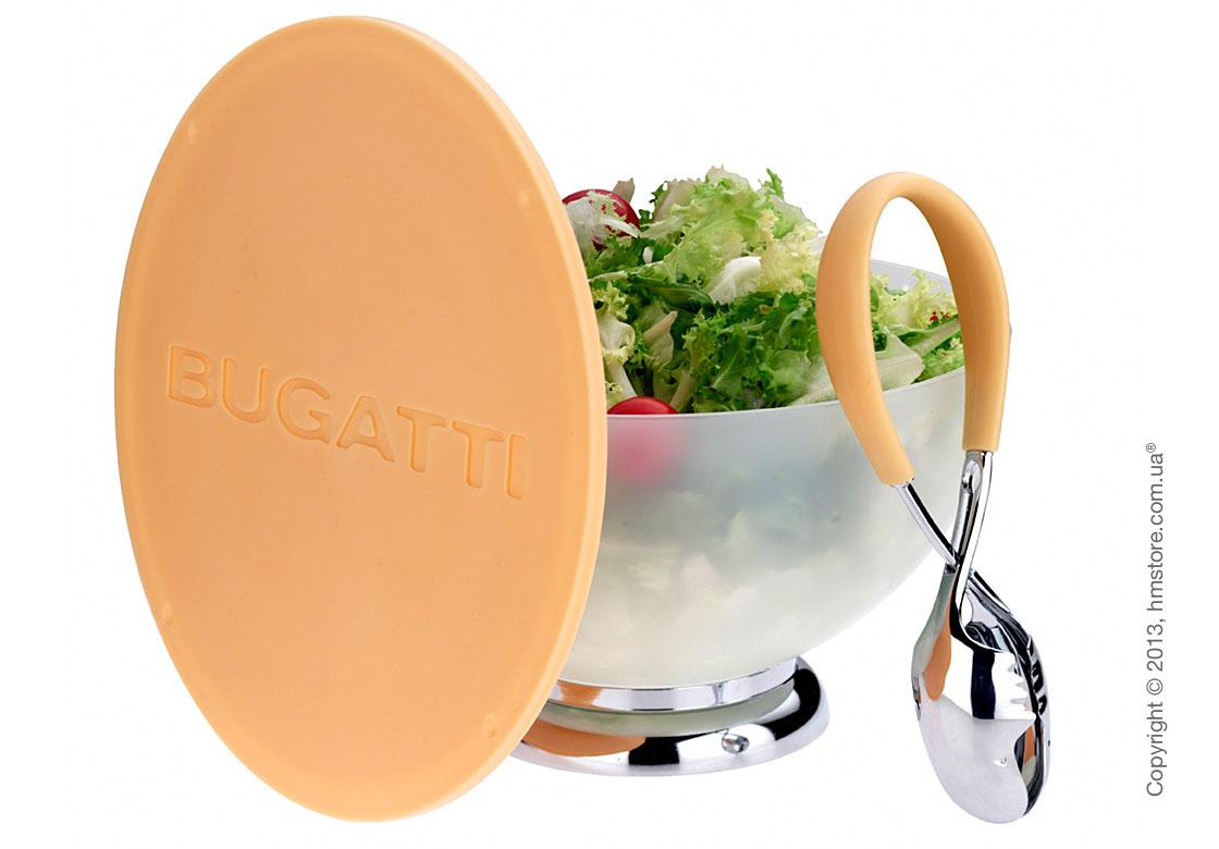 Щипцы для салата Bugatti Molla Kiss, Vanilla
