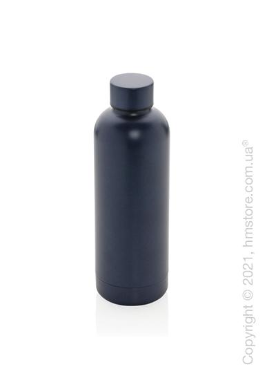 Термобутылка XD Design Impact, Blue 500 мл