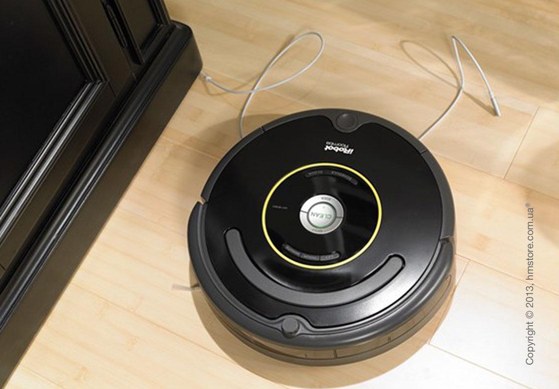 Робот-уборщик iRobot Roomba 650 AeroVac