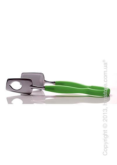Щипцы для выпечки Bugatti Molla Kiss, Зеленые