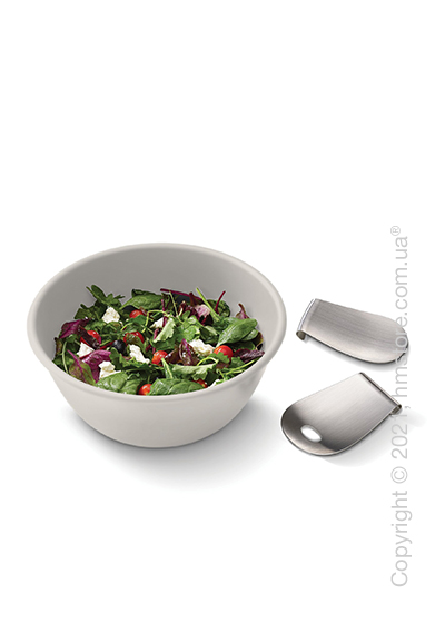 Набор для подачи салатов Joseph Joseph Uno, Stone
