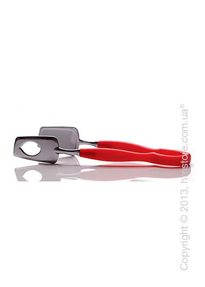 Щипцы для выпечки Bugatti Molla Kiss, Красные